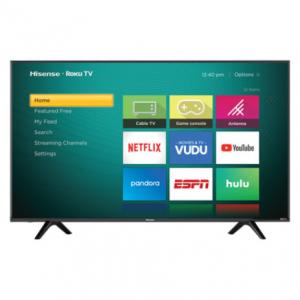 """60"""" Hisense 60R5800E 4K UHD HDR Roku Smart LED HDTV @ Walmart"""