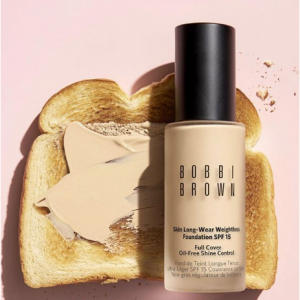 Skin Long-Wear Weightless Foundation SPF 15 Sale @ Bobbi Brown