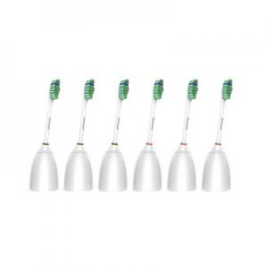 $4.23 Philips Sonicare E-Series replacement toothbrush heads, HX7022/64, 6-pk @ Amazon.com