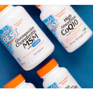 Up to 55% off Doctor's Best Sale @ Lucky Vitamin