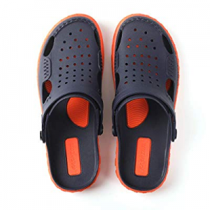 AIMIGAO Soft Slides Water Shoes Outdoor Unopen Toe Slippers for Men now 70.0% off