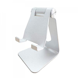 Phone Stand for Desk now 50.0% off , Oternal Adjustable Phone Tablet Stand Holder Dock, Compatible..