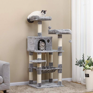 Today Only: FEANDREA Cat Trees @Amazon