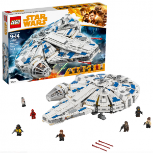 LEGO Star Wars 星战系列:神速千年隼 75212 (1414 颗) @ Walmart