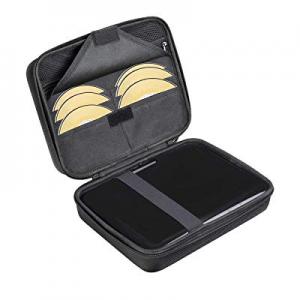 15.0% off Hard Travel Case Bag Portable DVD Player Case with CD/DVD Wallet and Adjustable Shoulder..