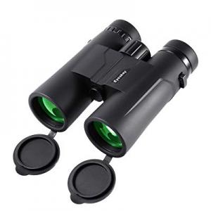 50.0% off Eyeskey Eaglet HD 10X42 Beginner Binoculars for Adults | Waterproof and Fog Proof | Full..