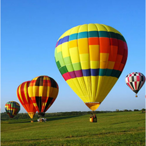 Napa Valley Hot-Air-Balloon Ride with Sparkling Wine Brunch From $239 @Viator