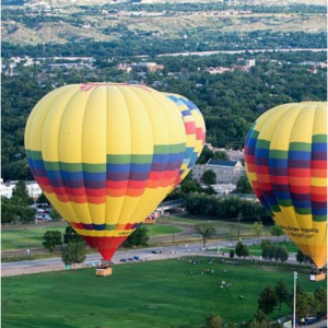 Colorado Springs Sunrise Balloon Ride From $249 @Viator