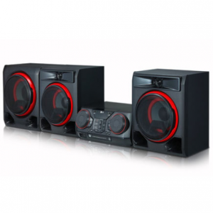 LG CK57 1100W Hi-Fi Bluetooth Speaker System w/ Karaoke Creator @ Buydig