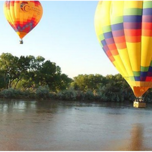 Albuquerque Hot Air Balloon Ride at Sunrise From $159 @Viator