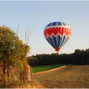 Hot Air Balloon Rides in Western New York @Balloons Over Letchworth