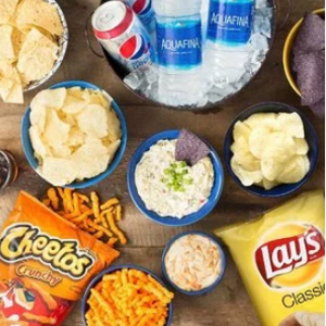 Up to 25% off PepsiCo Lead-in drinks and snacks & Prime Day Offers