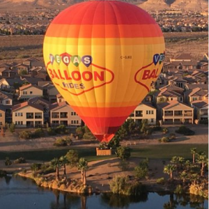 Viator - 拉斯维加斯 Vegas Balloon 热气球之旅