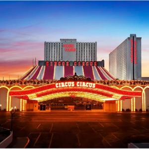 Vegas.com - 拉斯维加斯马戏团娱乐酒店( Circus Circus )$15/晚起