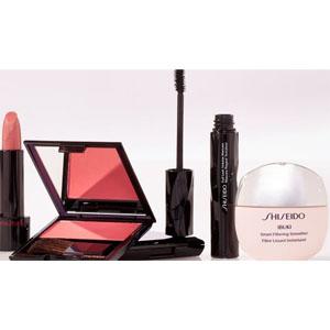 Nordstrom Rack 精选Shiseido资生堂彩妆热卖 收腮红 唇膏 粉底刷