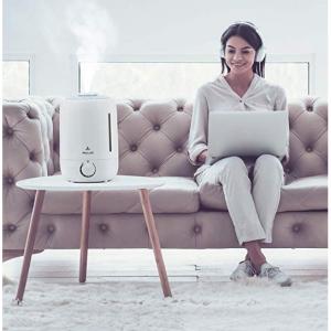 Pallas 2019 5L冷霧超聲波加濕器 @Amazon