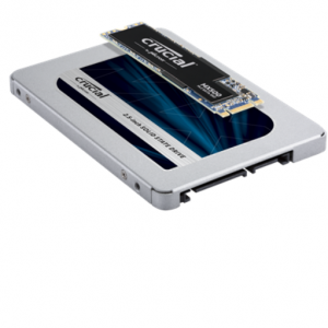 """Crucial MX500 2.5"""" 250GB SATA III 3D NAND Internal Solid State Drive (SSD)  for$35.99 @Newegg"""