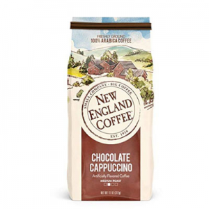 Select Prime Members: $3.11 11oz. New England Coffee Chocolate Cappuccino @ Amazon