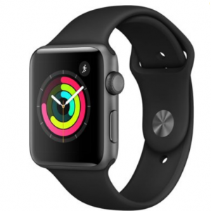 Apple Watch Series 3 GPS 42mm 智能手表,現價$229 @Walmart