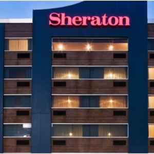 4星級喜來登大酒店$79起  近美境尼亞加拉大瀑布 @Groupon