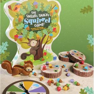 小松鼠找松果儿童益智桌游 @ Amazon
