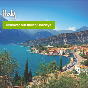 Summer European Holidays Sale @Shearings Holidays