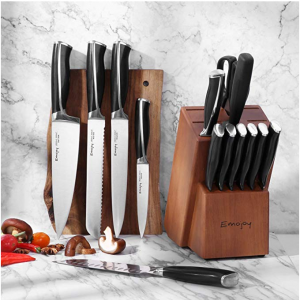 Prime Deal of the Day: Emojoy Kitchen Knife Sets @Amazon
