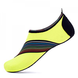 Giotto Barefoot Swim Water Shoes Quick Dry Non-Slip for Kids Women Men now 30.0% off