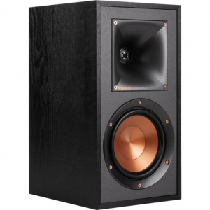 "50% OFF Klipsch Reference Series 5-1/4"" 340-Watt Passive 2-Way Bookshelf Speakers (Pair)"