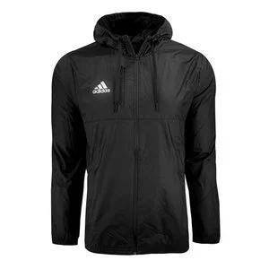 adidas Mens Essentials Hooded Wind Jacket Sale @Proozy