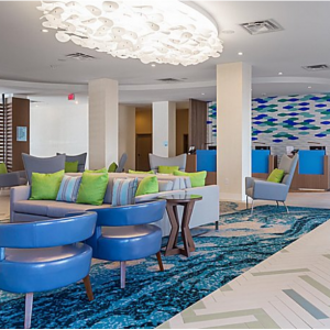 InterContinental - Holiday Inn Express & Suites Orlando At Seaworld for $65.84/night