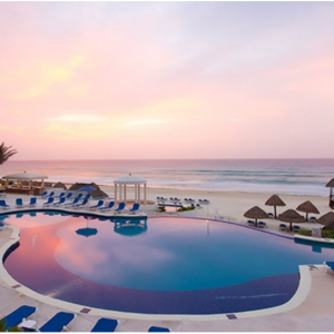 Cancun - 41% off 3- or 5-Night Adults-Only All-Inclusive Golden Parnassus Stay with Air @Groupon