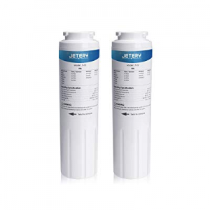 JETERY UKF8001 Refrigerator Water Filter now 75.0% off , Compatible with Whirlpool 4396395, Maytag..