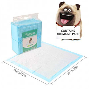 One Day Only!DADYPET Dog Pee Pads for Potty Training Dogs Cats now 55.0% off , Pet Pads Training a..