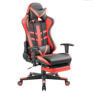 Homall Gaming Chair with Thickened Footrest Ergonomic Seat for $129.99 @Newegg
