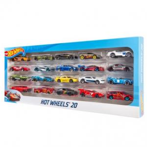 Hot Wheels 20-Car Collector Gift Pack @ Walmart