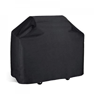 One Day Only!55.0% off AISOUL Grill Cover 58 Inch for 3-4 Burners - Durable BBQ Cover with Heavy-D..