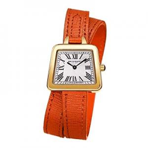 Bruno Magli Women's Emma Swiss Quartz Italian Leather Double Wrap Strap Watch now 40.0% off