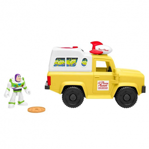 Fisher-Price Imaginext Toy Story Buzz Lightyear & Pizza Planet Truck @ Amazon