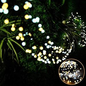 Litake LED String Lights now 50.0% off , 26ft 400 LEDs Waterproof Indoor Outdoor Globe String Ligh..