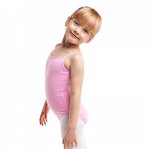 One Day Only!Girl's Leotard For Ballet, Dance and Gymnastics now 50.0% off
