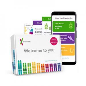 史低價:23andMe 個人健康+祖源分析 DNA 檢測服務