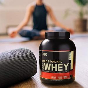 Optimum Nutrition Gold Standard 100% Whey Protein Powder @ Amazon.com