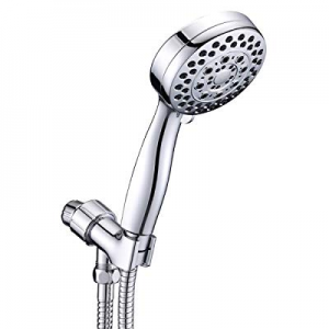 One Day Only!Frascio High Pressure Handheld Shower Head with Powerful Shower Spray against Low Pre..