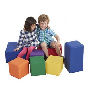 Prime Day: ECR4Kids SoftZone Climb and Crawl Foam Play Set @ Amazon