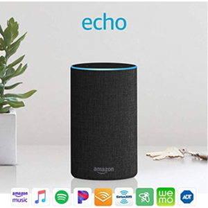 Echo (2nd Generation) Smart speaker with Alexa @ Amazon