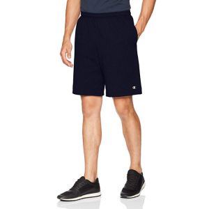 Champion Men's Jersey Short With Pockets @ Amazon