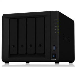 Synology 4 bay NAS DiskStation DS918+ (Diskless) @ Amazon