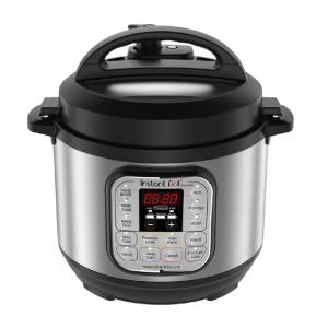 50% OFF Instant Pot Duo Mini 3qt Pressure Cooker @Target