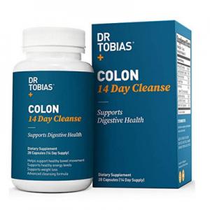 Dr Tobias Colon 14 Day Quick Cleanse @ Amazon.com